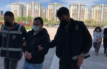 Tekirdağ'da bıçakla öldürülen kişinin oğlu ve eşi gözaltına alındı