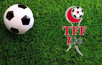 TFF 1. Lig'de 34. haftanın programı açıklandı