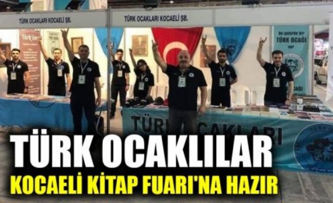 Türk Ocaklılar, Kocaeli Kitap Fuarında