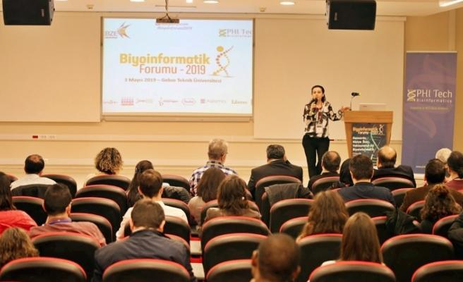 4. Biyoinformatik Forumu'nda 'kanser' konuşuldu