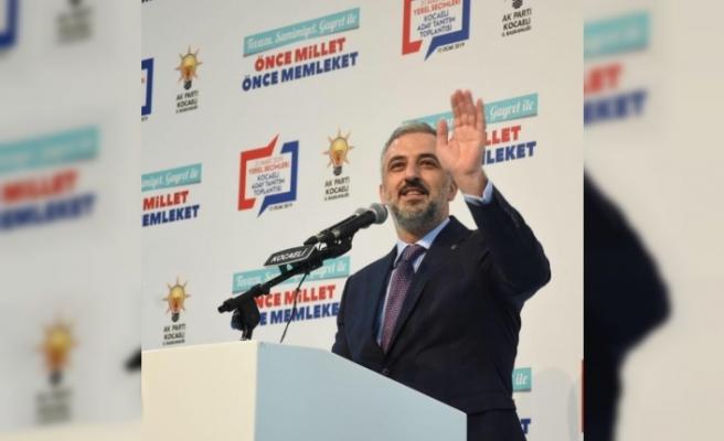 Abdullah Eryarsoy, istifasını açıklayacak
