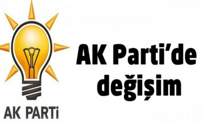 AK Parti'de istifa sırası ilçe başkanlarında