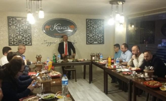 Ali Kemal Aydın'dan 14 yıllık iftar geleneği