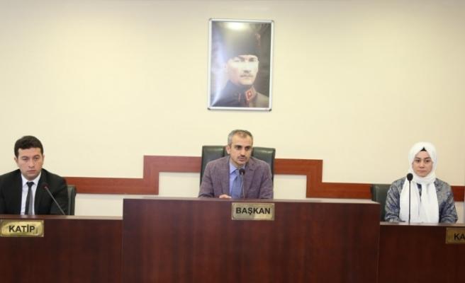 Çayırova'nın Mayıs meclisi tamamlandı