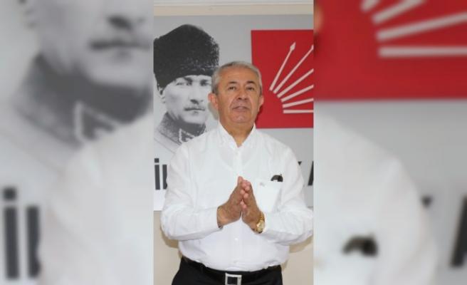 CHP Kocaeli İl Başkanı Sarıbay'ın Atatürk'ü Anma Gençlik ve Spor Bayramı 100. Yıl mesajı