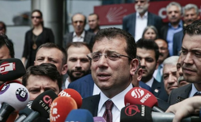 CHP Kocaeli'den İmamoğlu'na bağış