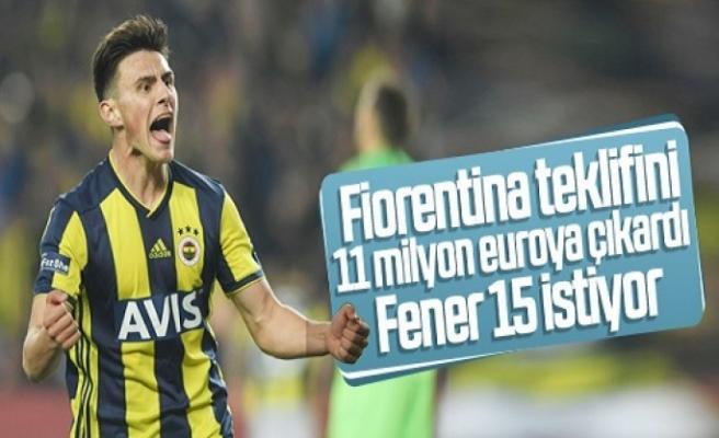 Fiorentina Elif Elmas için teklifini yükseltti