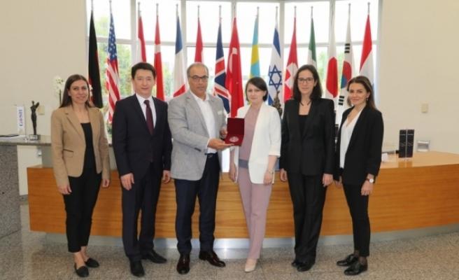 GOSB -Tataristan İşbirliği