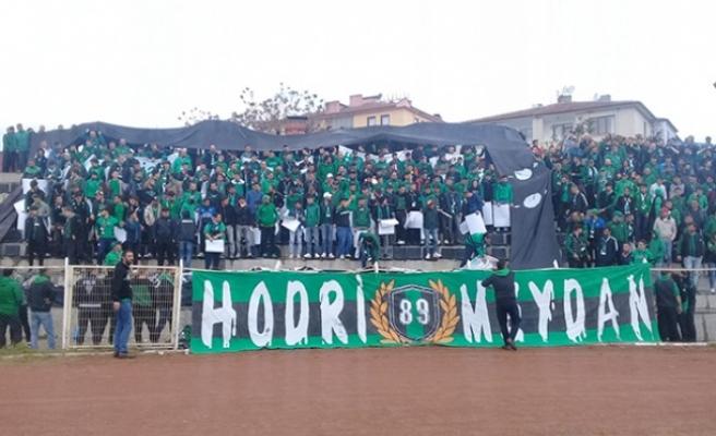 Kocaelispor, Yeni Çorumspor'u evinde yendi: 1-0