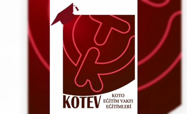 KOTEV Haziran eğitimlerine kayıtlar başladı
