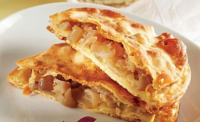 Osmanlı'nın en özel Ramazan lezzeti: Paça böreği