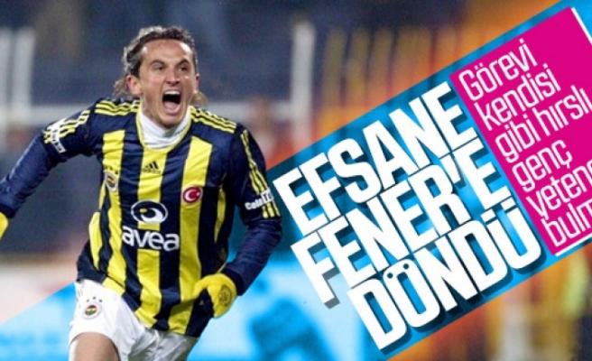 Tuncay Şanlı, Fenerbahçe'de