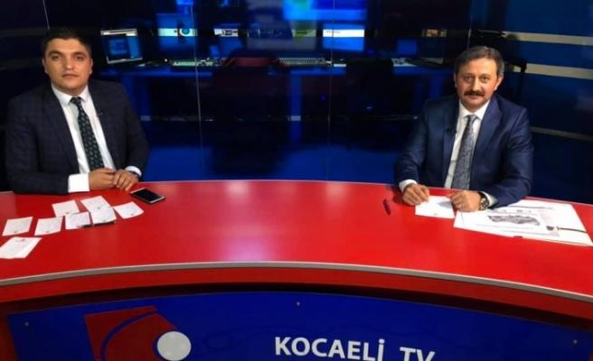 AK Parti Kocaeli milletvekili Yılmaz :FETÖ' cü bilinen isimlerin sokakta dolaşmaları bizi yaralıyor