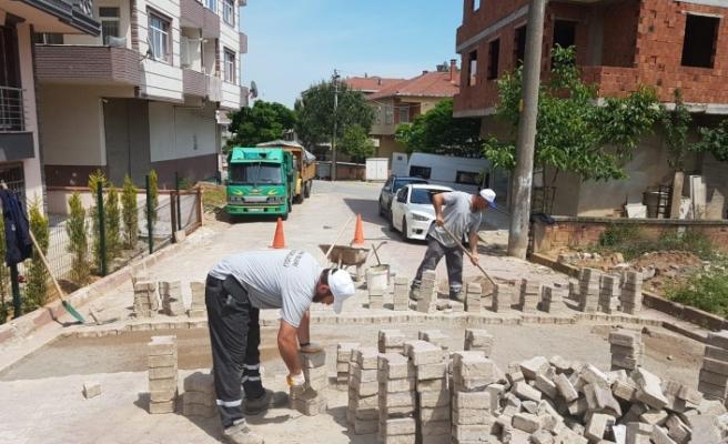 Darıca'da bozuk yollar için özel ekip kuruldu