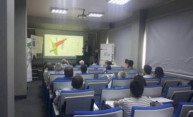 Kocaeli İMO'da Protastructure Ürün Tanıtım Semineri Düzenlendi