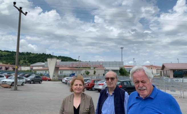 TGC'den cezaevindeki gazetecilere ziyaret