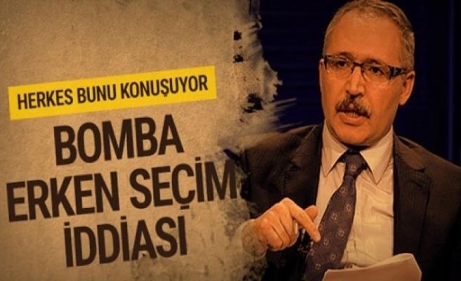 Abdulkadir Selvi: AK Partide toprak oynamaya başladı