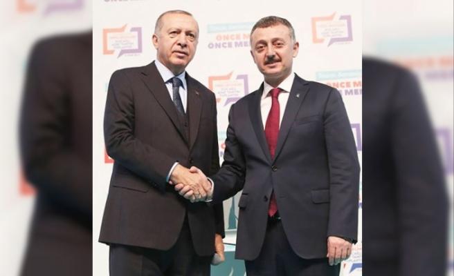Erdoğan, Büyükakın için geliyor