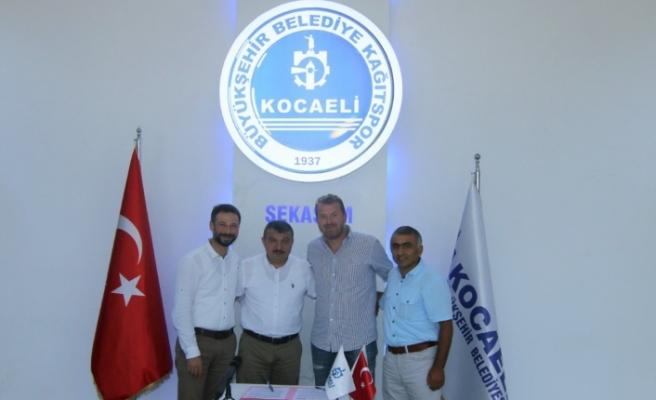 Kağıtspor'da basketbol, Köseoğlu'na emanet