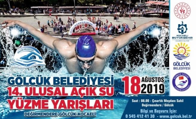 Yüzme yarışları için başvurular sürüyor