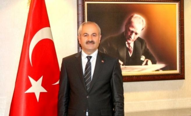 Başkan Büyükgöz'ün 30 Ağustos Mesajı