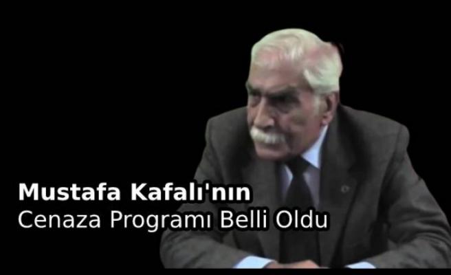 Ünlü Tarihçi Prof.Dr. Mustafa Kafalı hayatını kaybetti