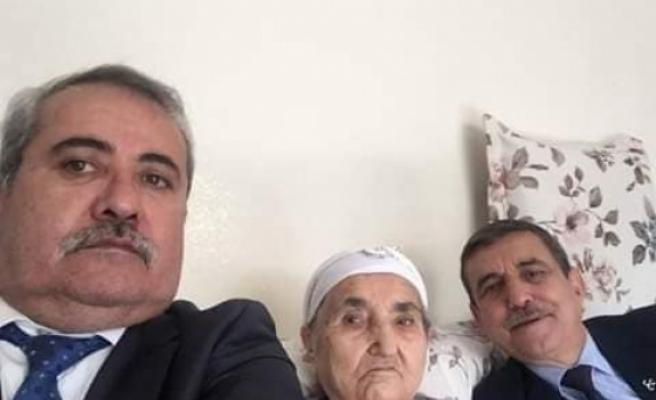 Ferit Taşdemir'in annesi vefat etti