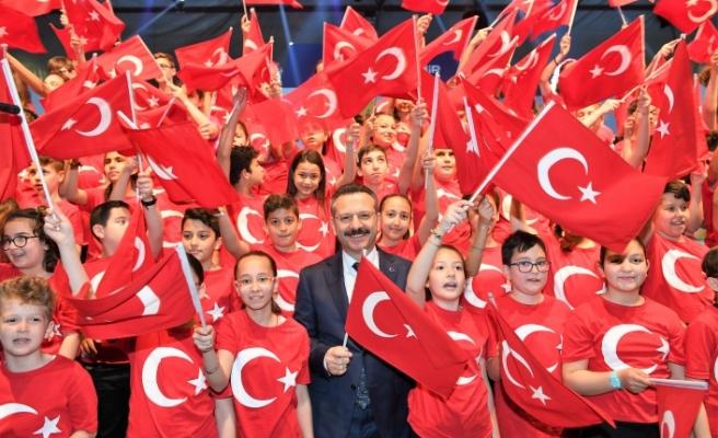 Kocaeli Valisi Hüseyin Aksoy'dan 2019-2020 eğitim öğretim yılı açılış mesajı