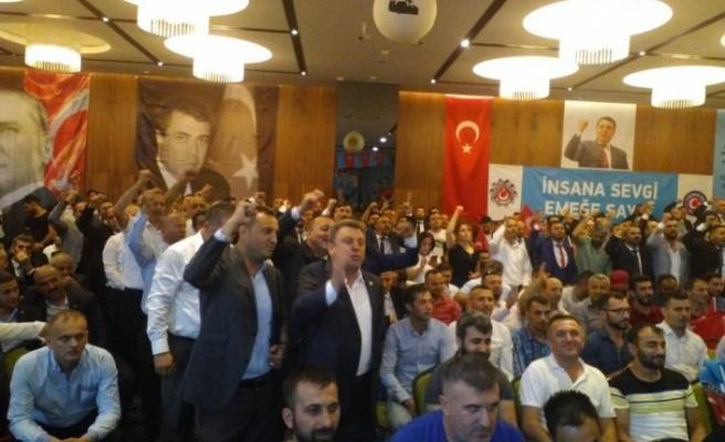 Türk Metal TİS Taslağını Gebze'de Açıkladı:  Yüzde 26.28 Zam Talebi!