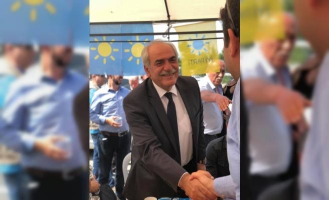 """Cumali Durmuş """"Malatya, Erzincan, Elazığ, Tunceli, Bingöl, Erzurum, Muş, Bitlis, Kars, Ağrı, Ardahan, Van, Iğdır"""" sorumlusu"""