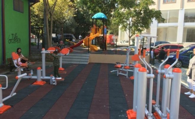 Gebze'de parkların sayısı artıyor