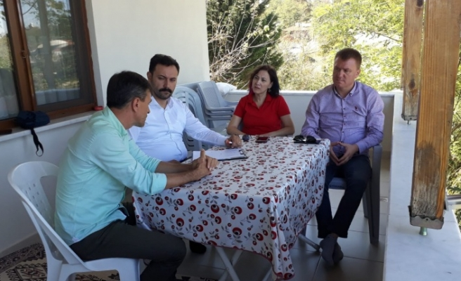 İzmit Belediyesi Adım Atmadık Köy, Çalmadık Kapı Bırakmıyor
