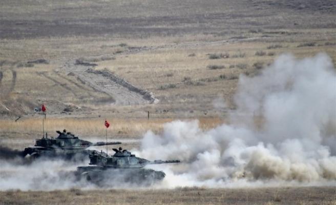 """MSB : """"Şanlı Ordumuz Güvenli Bölge Harekatı İçin Hazır"""""""