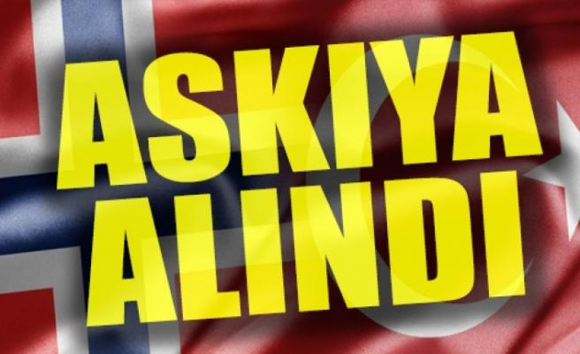 Norveç'ten flaş Türkiye hamlesi!