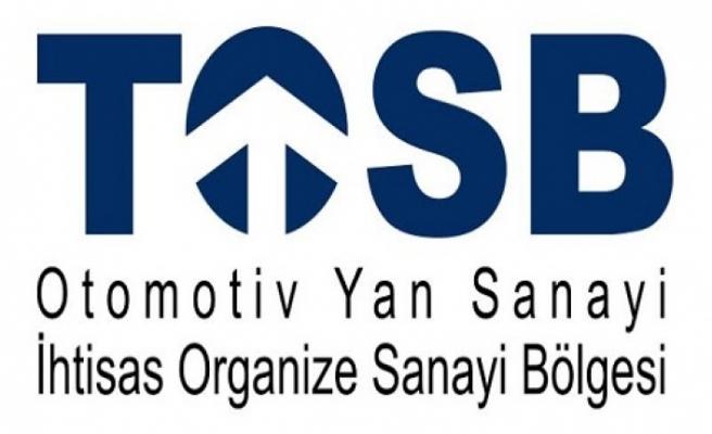 Otomotiv sektörünün üst düzey yöneticileri TOSB'da buluşuyor
