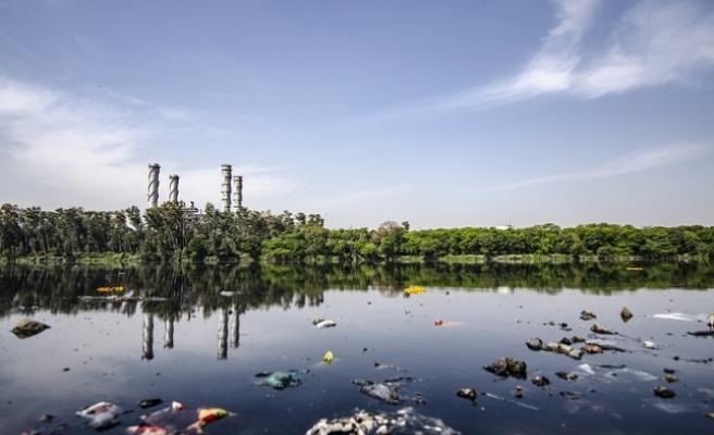 Termik Santraller tarafından 7,9 milyar metreküp su çekildi