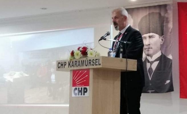 CHP Karamürsel'de Suat Ülkü seçildi