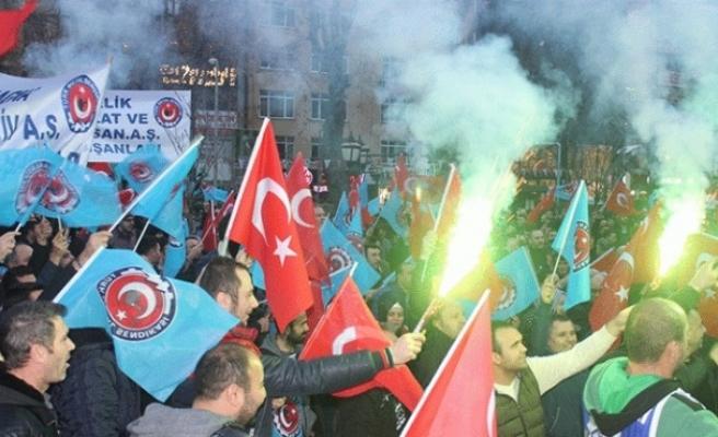 Türk Metal, üretimi durduracak