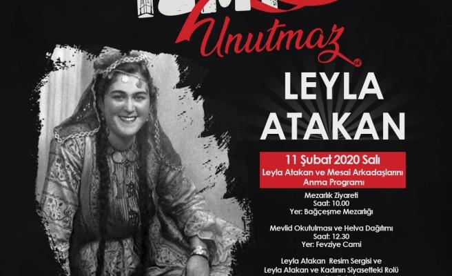 Başkan Hürriyet'ten Leyla Atakan için anma mesajı