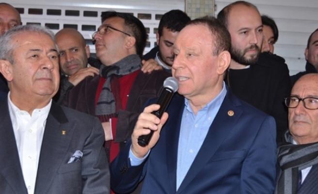 Erenkaya: Amacım CHP'yi iktidar yapmak