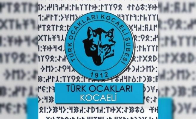 Kocaeli Türk Ocakları: Mustafa Akıncı derhal istifa etsin