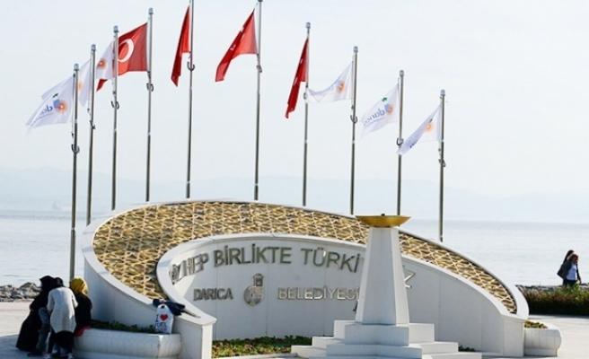Atatürk Anıtı Darıca sahile taşınıyor