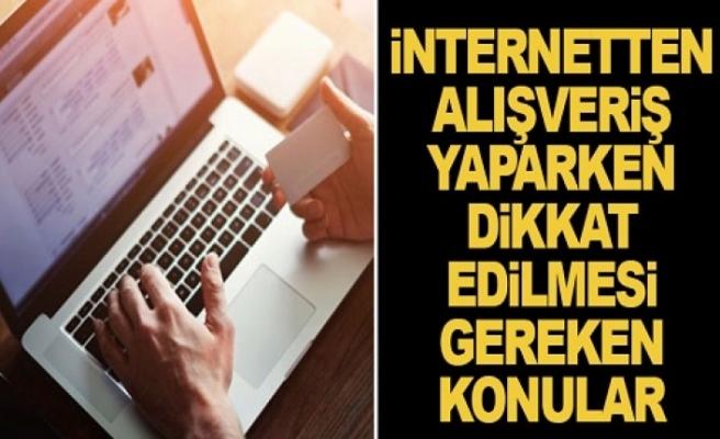 İlk Kez İnternetten Alışveriş Yapanlar Nelere Dikkat Etmeli?