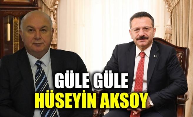 Güle Güle, Hüseyin Aksoy