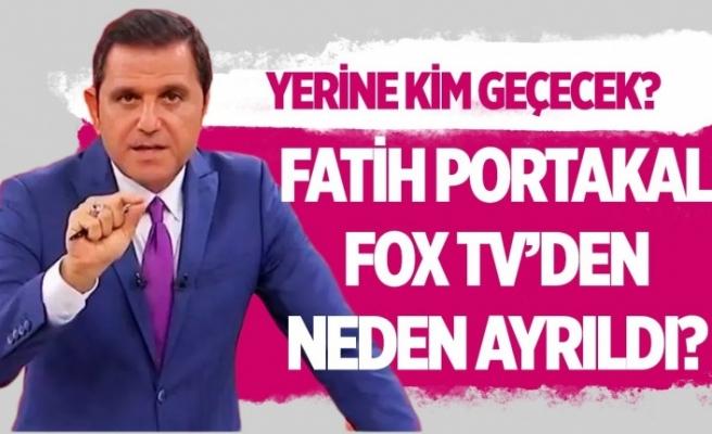 Fatih Portakal Fox TV'den ayrıldı mı?