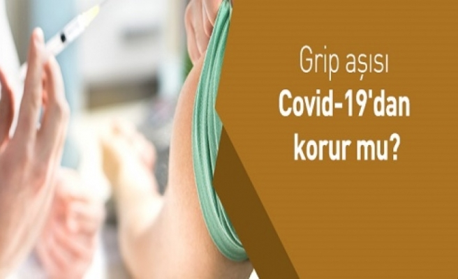 Grip Aşısı COVID-19'dan Korur Mu ?