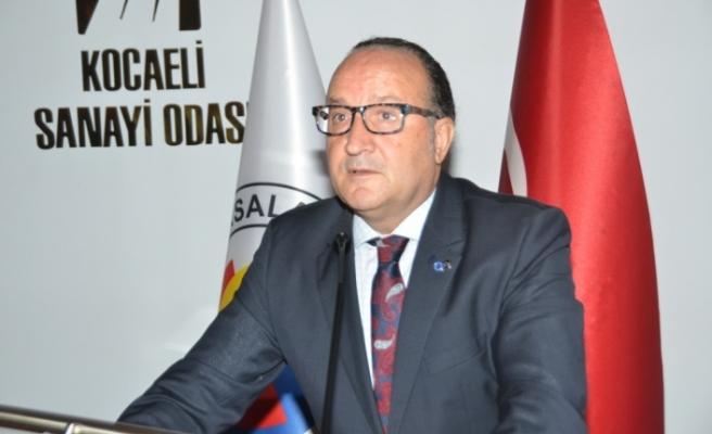 KSO Başkanı Zeytinoğlu 'Ağustos ayı dış ticaret' rakamlarını değerlendirdi…