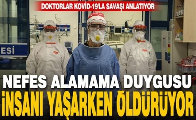 Covid-19 Hastası Sağlıkçı Sayısı 40 Bini Geçti