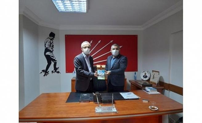Gümüşhanelilerden CHP Gebze'ye ziyaret