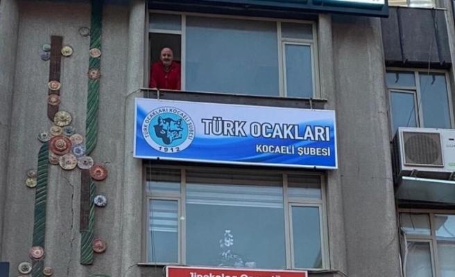 Kocaeli Türk Ocakları yeni yerinde